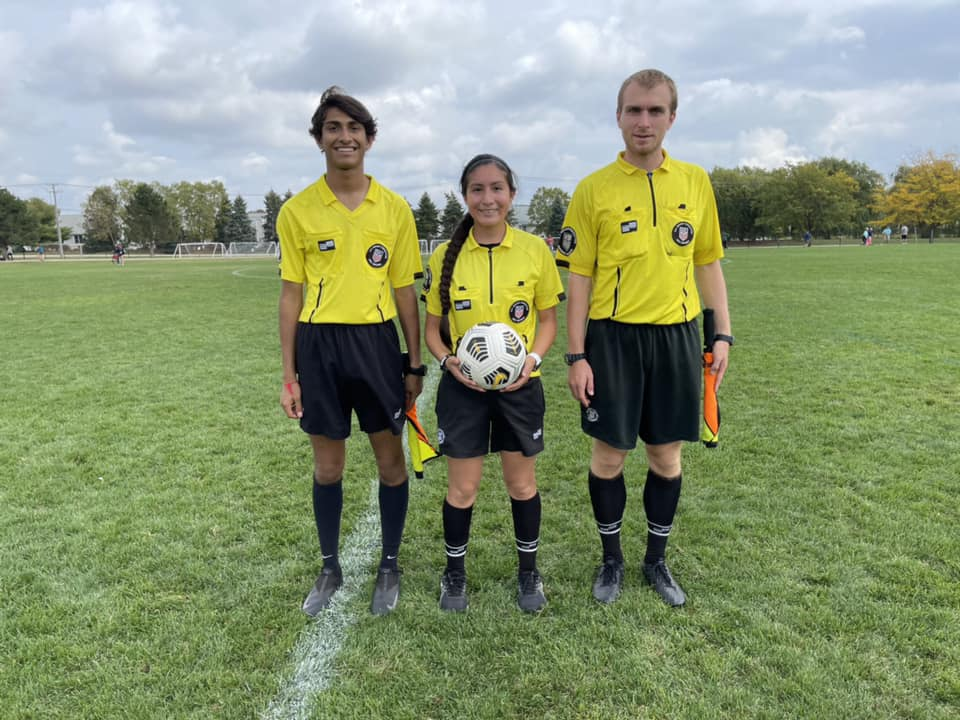 ECNL EVENT STAFFED BY ISRC REFEREES