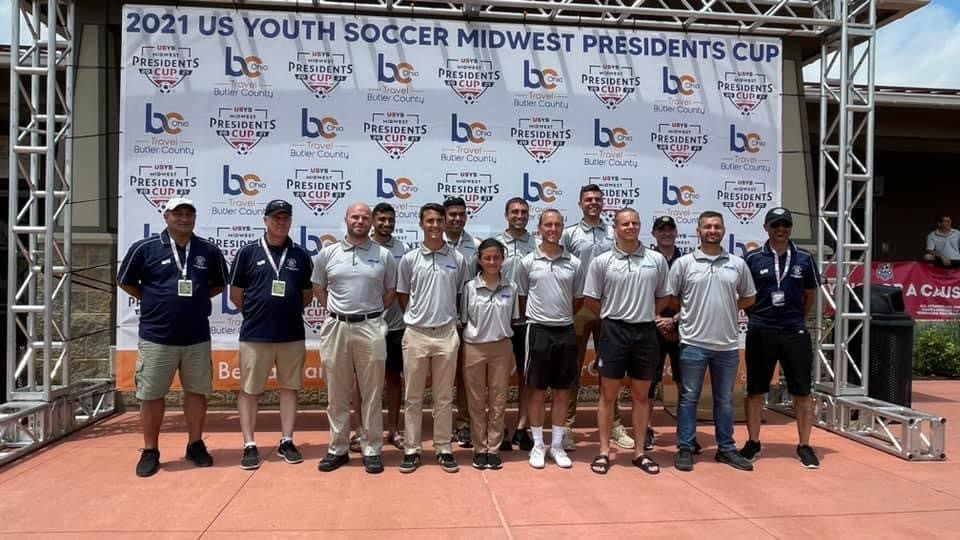 ISRC Has great representation at the Regional Presidents Cup Tournament.